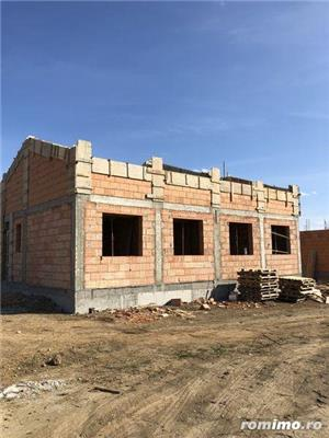 Vand casa/ case duplex in constructie, pe parter in Timisoara, pret de dezvoltator imobiliar direct  - imagine 3