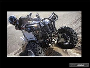 Troliu pentru ATV si UTV PW 3500 lb (1587kg) PowerWinch-NOU - imagine 3