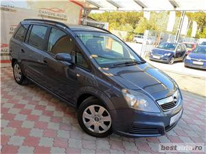 Opel Zafira,GARANTIE 3 LUNI,BUY BACK,RATE FIXE,motor 1900 Tdi,120 CP,Climatronic,Navi - imagine 3