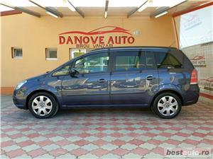Opel Zafira,GARANTIE 3 LUNI,BUY BACK,RATE FIXE,motor 1900 Tdi,120 CP,Climatronic,Navi - imagine 4