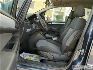 Opel Zafira,GARANTIE 3 LUNI,BUY BACK,RATE FIXE,motor 1900 Tdi,120 CP,Climatronic,Navi - imagine 6