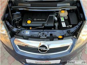 Opel Zafira,GARANTIE 3 LUNI,BUY BACK,RATE FIXE,motor 1900 Tdi,120 CP,Climatronic,Navi - imagine 10