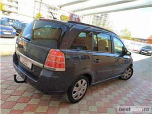 Opel Zafira,GARANTIE 3 LUNI,BUY BACK,RATE FIXE,motor 1900 Tdi,120 CP,Climatronic,Navi - imagine 5