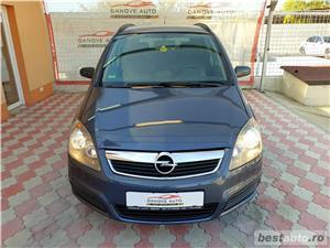 Opel Zafira,GARANTIE 3 LUNI,BUY BACK,RATE FIXE,motor 1900 Tdi,120 CP,Climatronic,Navi - imagine 2