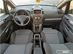 Opel Zafira,GARANTIE 3 LUNI,BUY BACK,RATE FIXE,motor 1900 Tdi,120 CP,Climatronic,Navi - imagine 8