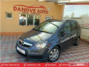 Opel Zafira,GARANTIE 3 LUNI,BUY BACK,RATE FIXE,motor 1900 Tdi,120 CP,Climatronic,Navi - imagine 1