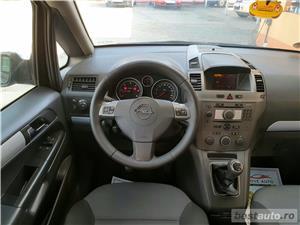 Opel Zafira,GARANTIE 3 LUNI,BUY BACK,RATE FIXE,motor 1900 Tdi,120 CP,Climatronic,Navi - imagine 7