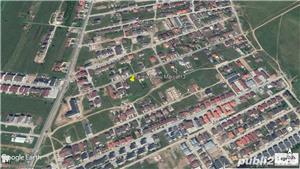 Vand teren intravilan 865 mp Sibiu, Calea Cisnadiei, str. Duiliu Marcu  - imagine 2