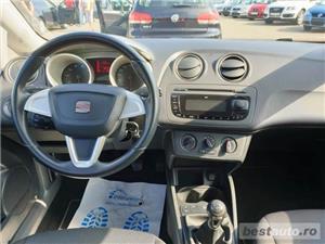 SEAT Ibiza, 1400 cmc, benzina, an 2009 - imagine 8