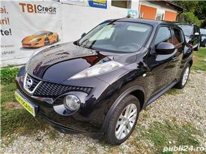 Nissan JUKE 2012 1.5dci 110cp euro5 Deezer jante gps rate parc auto. Parc auto - imagine 3