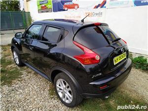Nissan JUKE 2012 1.5dci 110cp euro5 Deezer jante gps rate parc auto. Parc auto - imagine 4