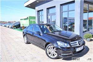 Mercedes C220 AN:2013=avans 0 % rate fixe=aprobarea creditului in 2 ore=autohaus vindem si in rate - imagine 6