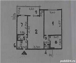 Apartament 2 camere Calea Grivitei- Metrou 1 Mai- Chibrit - imagine 5