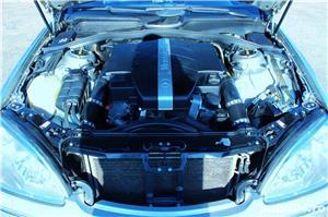 Mercedes-benz S350 - imagine 3