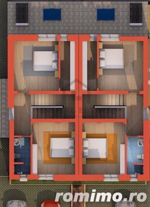NOU NEGOCIABIL ! Casa Duplex + teren 332 MP! Dumbravita - imagine 1