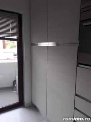 Herastrau apt nou 2 camere mobilat utilat  parcare 690 euro - imagine 7