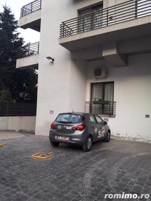 Herastrau apt nou 2 camere mobilat utilat  parcare 690 euro - imagine 3