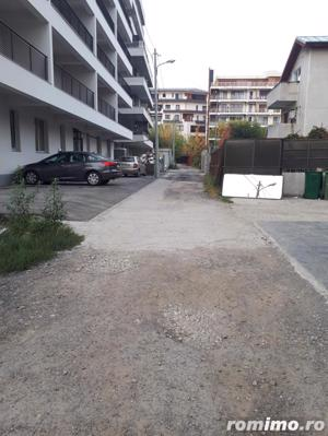 Herastrau apt nou 2 camere mobilat utilat  parcare 690 euro - imagine 4