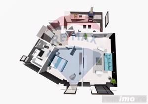 Apartament cu 2 camere de vânzare în zona Girocului - imagine 5