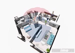 Apartament cu 2 camere de vânzare în zona Girocului - imagine 3