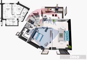 Apartament cu 2 camere de vânzare în zona Girocului - imagine 4