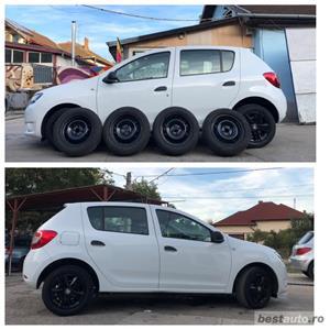 Dacia Sandero*1.2 benzina*clima*81622 km*Tuv Germania*af.2015*euro 5 - imagine 3