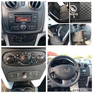 Dacia Sandero*1.2 benzina*clima*81622 km*Tuv Germania*af.2015*euro 5 - imagine 2