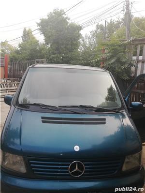 Mercedes-benz Clasa V v 220 - imagine 5