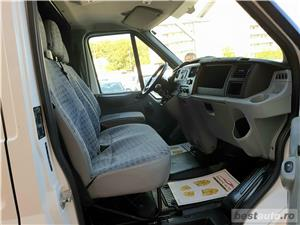 Ford Transit,GARANTIE 3 LUNI,BUY BACK,RATE FIXE,Motor 2200 tdi,116 Cp,Clima. - imagine 6