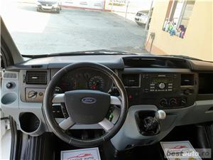 Ford Transit,GARANTIE 3 LUNI,BUY BACK,RATE FIXE,Motor 2200 tdi,116 Cp,Clima. - imagine 7