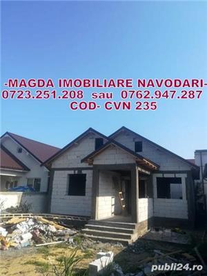 Navodari-Cartierul Nou VILE SUD-Casa la sol 90mp calitate superioara 75000 Euro - imagine 2