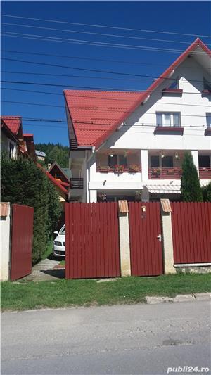 Revelion la munte AZUGA cazare 10 pers, 5 dormitoare, 4 nopti toata vila - imagine 3