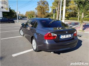 BMW 318d E90 Navigatie mare/piele - imagine 2