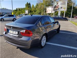 BMW 318d E90 Navigatie mare/piele - imagine 4