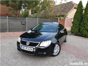 Volkswagen Eos 2.0 TDI 140 CP 2007 Panoramic Decapotabil - imagine 17