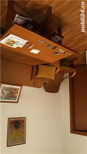 PF dau in chirie apartament o camera living- bucatarie baie camara  zona Garii . - imagine 8