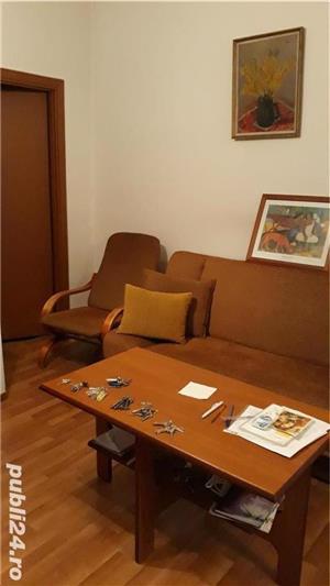 PF dau in chirie apartament o camera living- bucatarie baie camara  zona Garii . - imagine 6