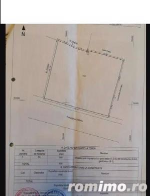 Coiciu ,teren cu autorizatie de construire p+1 . - imagine 8