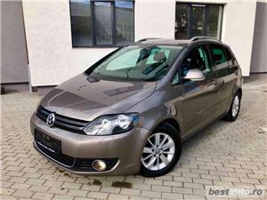 Volkswagen Golf Plus 1.4 TSI 2010 HIGHLINE Import Germania  Impecabil - imagine 2