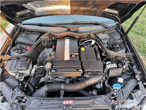 Mercedes CLK-An 2005-Facelift 1.8 Kompressor 163 cai Euro 4 - imagine 10