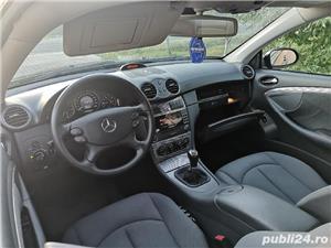 Mercedes CLK-An 2005-Facelift 1.8 Kompressor 163 cai Euro 4 - imagine 8
