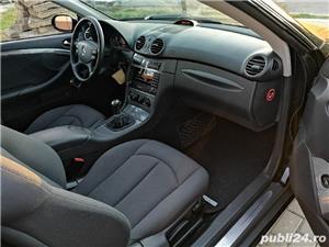 Mercedes CLK-An 2005-Facelift 1.8 Kompressor 163 cai Euro 4 - imagine 9