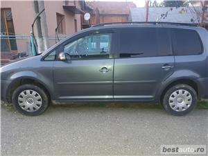 Vw touran import Germania,unic proprietar,stare perfecta de functionare !!! - imagine 2