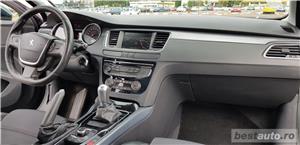 Peugeot 508,VAND/SCHIMB,An 2013,Automata,Senzori,NAVI,Full,Impecabila INT/EXT/TEHNIC - imagine 9