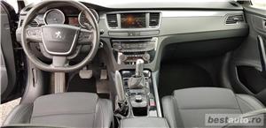 Peugeot 508,VAND/SCHIMB,An 2013,Automata,Senzori,NAVI,Full,Impecabila INT/EXT/TEHNIC - imagine 8