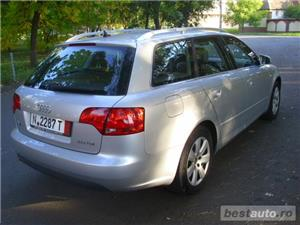 Audi A4 combi 2.0 diesel pachet crom -jante aliaj an 2006 - imagine 4