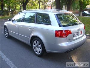 Audi A4 combi 2.0 diesel pachet crom -jante aliaj an 2006 - imagine 3