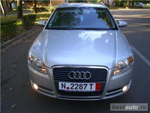 Audi A4 combi 2.0 diesel pachet crom -jante aliaj an 2006 - imagine 5