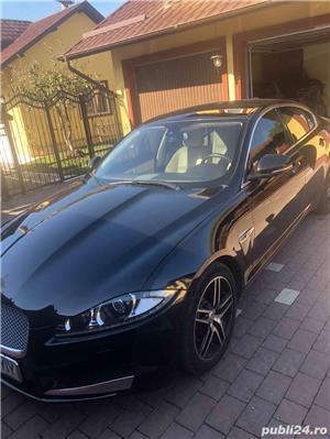 Jaguar XF Luxury Edition 2.2d,200cp - imagine 2