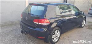 Volkswagen Golf 6, 2009, euro 5, 1,4 TSI, 120 CP, climatronic, recent adusa - imagine 3
